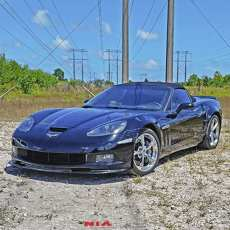 chevy corvette front ground effects kit