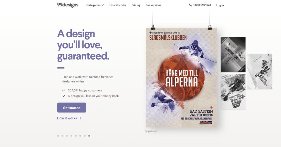 Logos Web Graphic Design More. 99designs