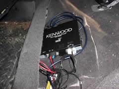 Kenwood Sirius tuner.