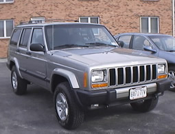 Project Cherokee: Stock