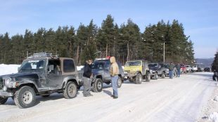 WNY Offroad Snow Run