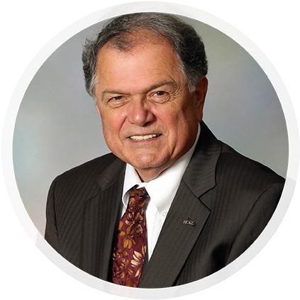 Interim President, William J. Murabito, Ph.D.