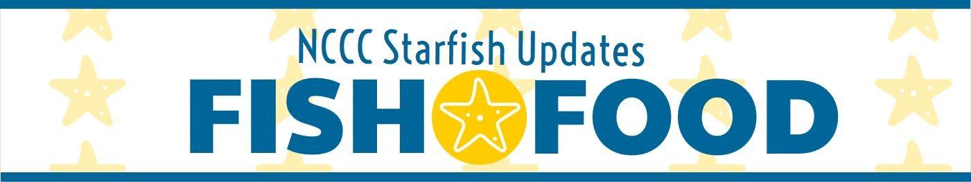NCCC Starfish Updates