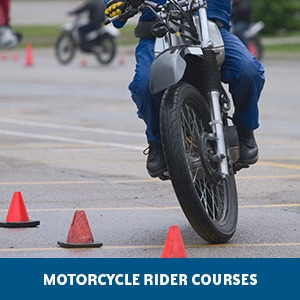 Motorcycle Rider Courses