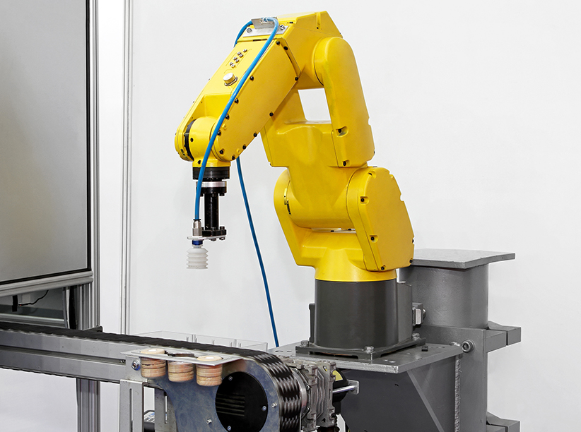 Industrial Process Technology - robot arm