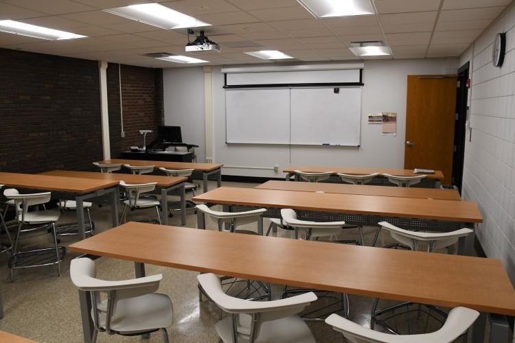 E-206 Classroom