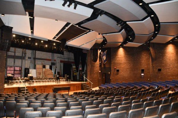 Arts & Media Theatre