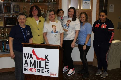walk a mile event