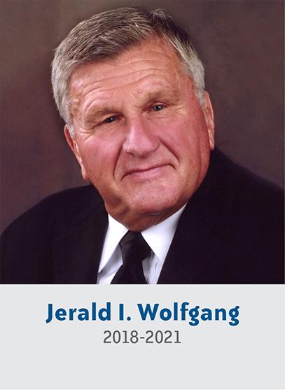 Jerald I. Wolfgang