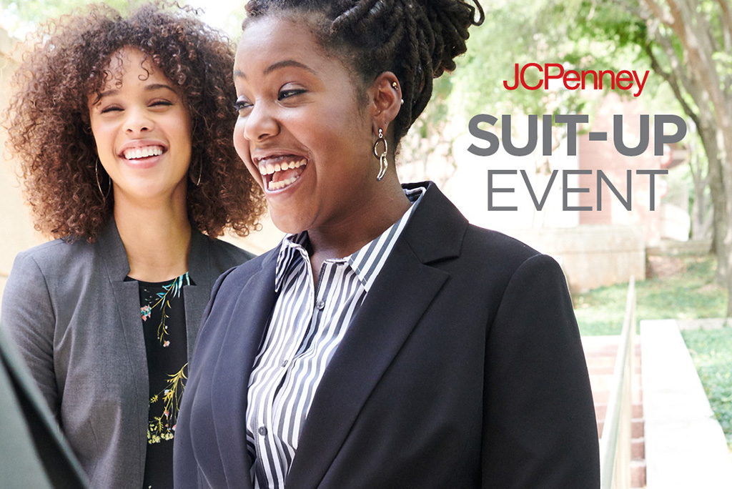 JCPenney - Suit Up Event