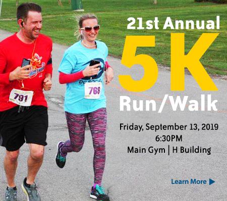 21st Annual 5K Run/Walk