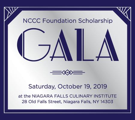 NCCC Foundation Scholarship Gala
