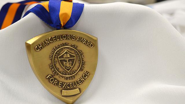SUNY Chancellor's Awards