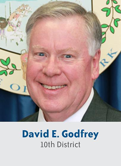David E. Godfrey