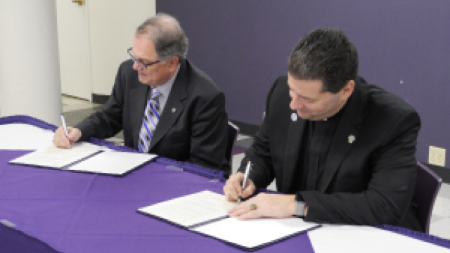 NCCC Partners with NU