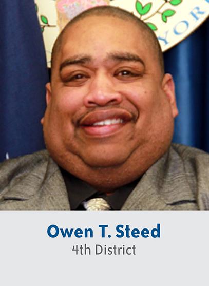 Owen T. Steed