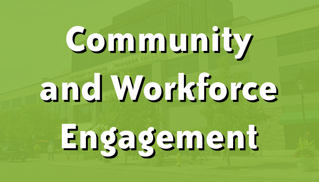 Community and Workforce Engagement