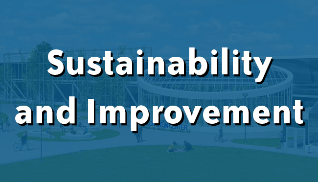Sustainability and Improvement