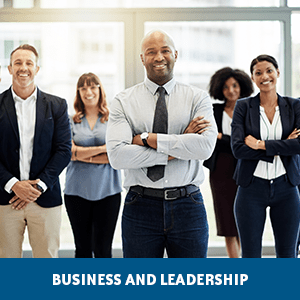 business and leadership