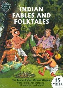 fábulas indias