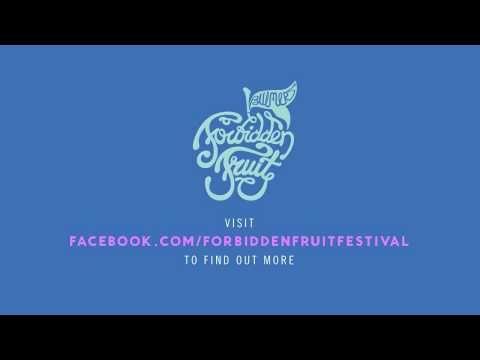 , Forbidden Fruit festival announcement next Tuesday