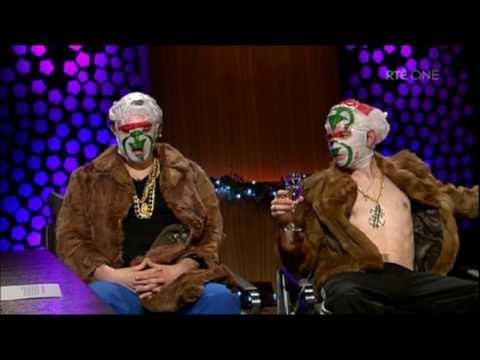 , Rubberbandits on The Late Late Show (video)