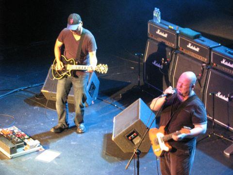 , Pixies – Last show @ Olympia Theatre, Dublin