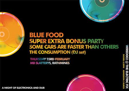 Flyer Super Extra Bonus Party