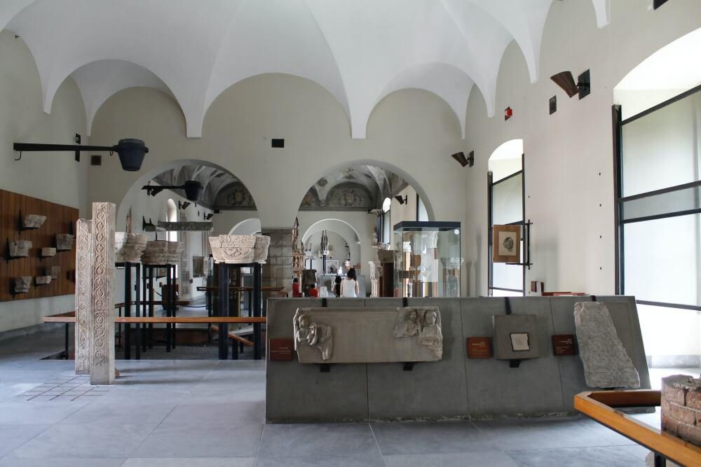 Realta aumentata musei Castello Sforzesco di Milano