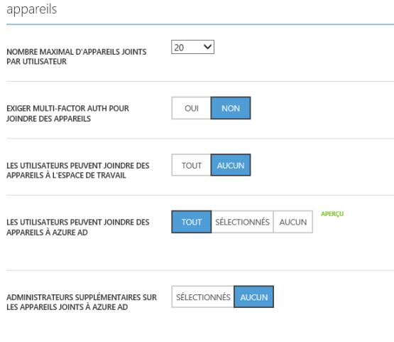 Enroll Windows 10 on Azure AD  - configure azure ad