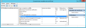 Manage Workgroup Workstation Manage certificate