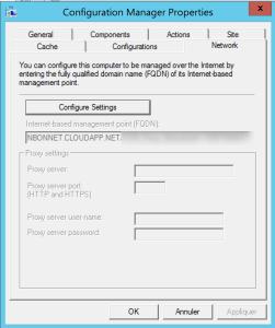 Configure Cloud Management Gateway