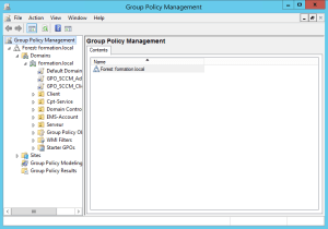 Create Group Policy on Group Policy Management Console