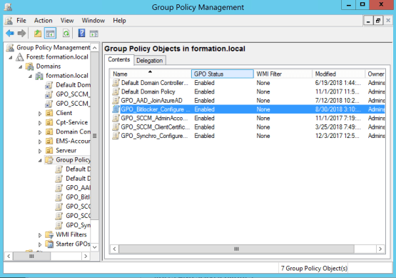 Secure your desktop with Bitlocker Edit Group Policy for configure Bitlocker parameter