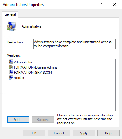 SCCM PXE without WDS Add SCCM Server Account
