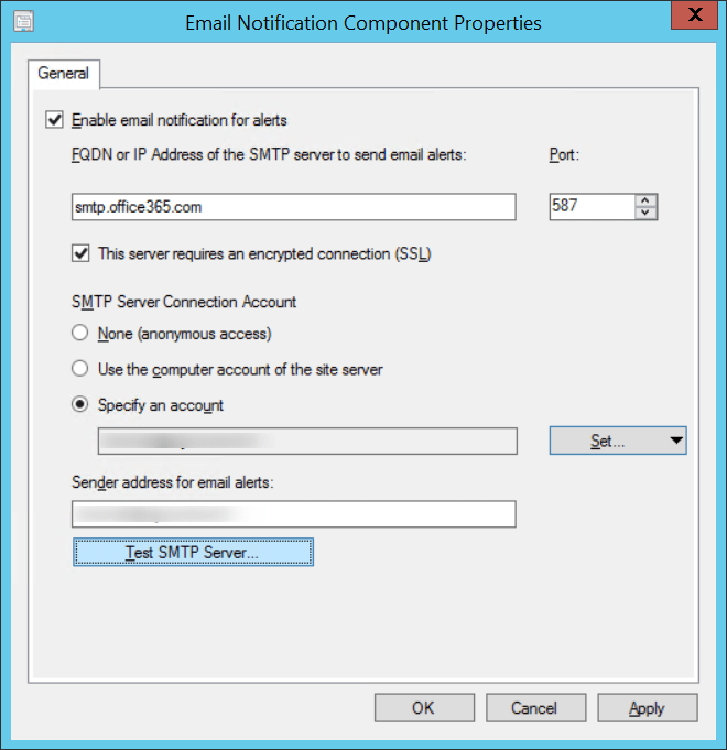 Approve Application request -Configure Email Notification