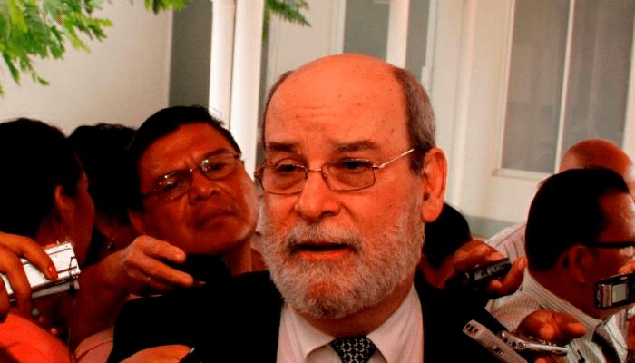 Rafael Solís será sancionado por Estados Unidos