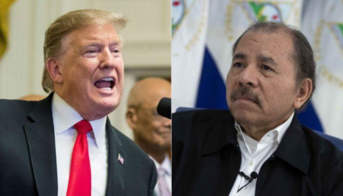 Estados Unidos bloqueo a Nicaragua