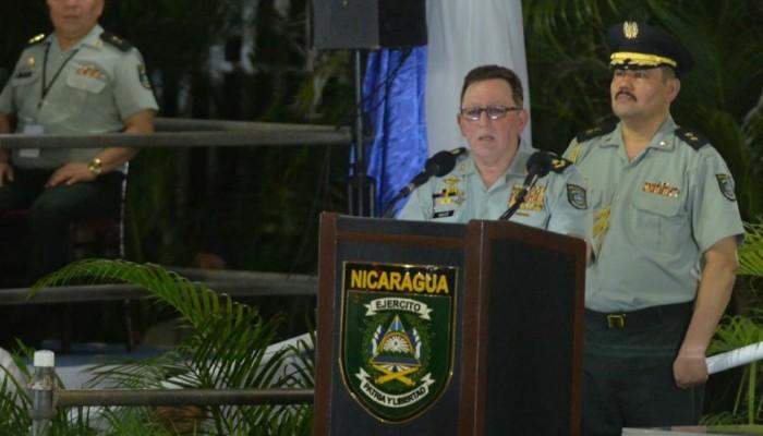 Ejercito de Nicaragua es sandinista