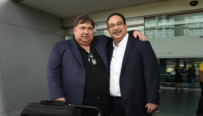 Jaime Arellano regresa a Nicaragua