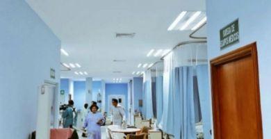 La cifra de contagiados con coronavirus se duplica en el hospital Alemán