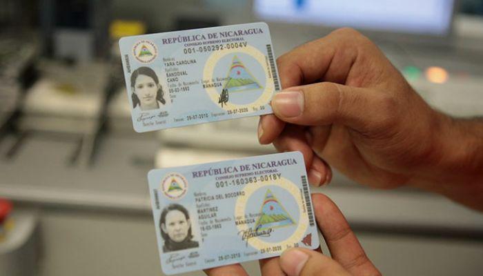 Solicitar y obtener la cedula de identidad Nicaragua