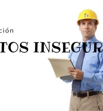 Definicion de actos inseguros