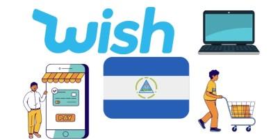 Comprar en Wish desde Nicaragua