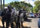 Policía captura a periodista y manifestantes en marcha de Managua