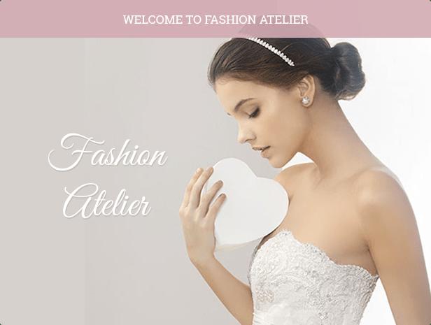 Wedding Atelier - PSD - 4