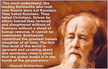 Alexandre Soljenitsyne