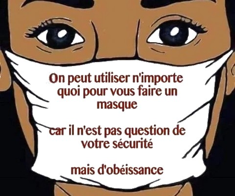 Masque Obéissance