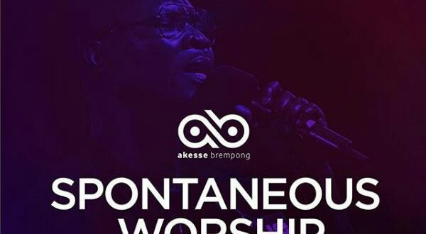 DOWNLOAD MP3: Akesse Brempong – Spontaneous Worship 1&2 +