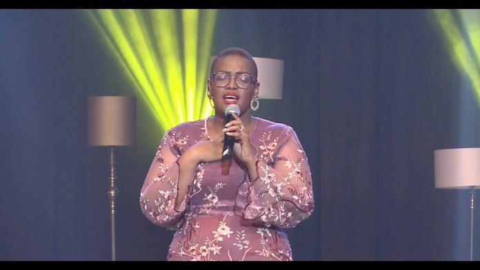 Ntokozo Mbambo JESU MEDLEY
